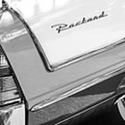 Packard Taillight Art Print