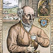 Paracelsus (1493-1541) Art Print