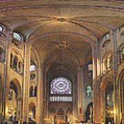 Paris France - Notre Dame De Paris - 01138 Art Print by DC Photographer