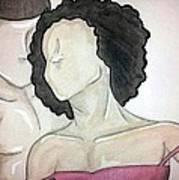 Passion Art Print by Kiara Reynolds
