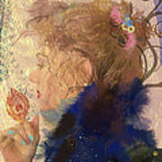 Patricia Prays Art Print
