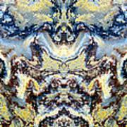 Patterns In Stone - 84 Art Print
