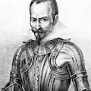 Pedro De Alvarado (1495?-1541) Art Print