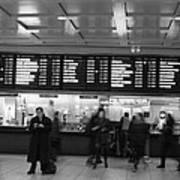 Penn Station Art Print