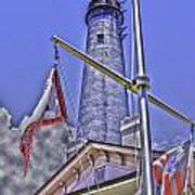 Pensacola Lighthouse Art Print