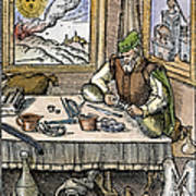 Physician, 1576 Art Print