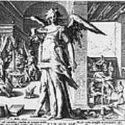 Physician As Angel Art Print