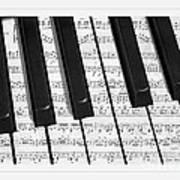 Pianoforte Art Print