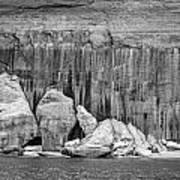 Pictured Rocks Art Print