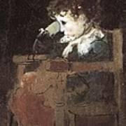 Pinazo Camarlench, Ignacio 1849-1916 Art Print