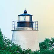 Piney Point Maryland Lighthouse Art Print