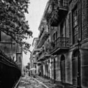 Pirate's Alley In New Orleans Art Print