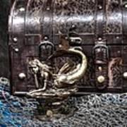 Pirates Of The Caribbean V7 Art Print