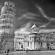 Pisa - The Leaning Tower Art Print