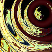 Planetoidal Amplitude Art Print