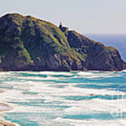 Point Sur Lighthouse Art Print