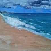 Pompano Beach Art Print