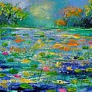 Pond 454190 Art Print