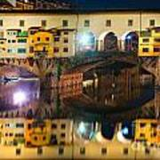 Ponte Vecchio - Florence Art Print