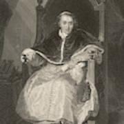 Pope Pius Vii (luigi Barnabo Art Print