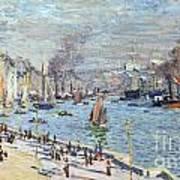Port Of Le Havre Art Print