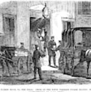 Presidential Election, 1864 Art Print