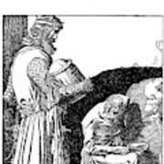 Pyle King Arthur Art Print