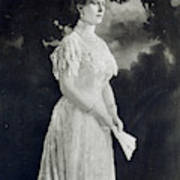 Queen Mary (1867-1953) Art Print