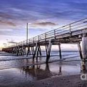 Ready Jetty Go Art Print by Shannon Rogers