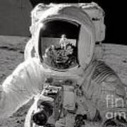 Reflecting Art Print