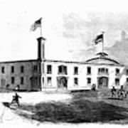 Republican Convention, 1860 Art Print