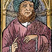 Rhazes (850-923) Art Print