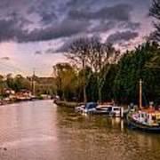 River Medway Art Print