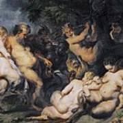 Rubens, Peter Paul 1577-1640 Art Print by Everett