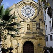 Saint Paul Church In Cordoba Art Print
