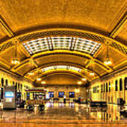 Saint Paul Union Depot Art Print