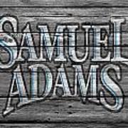 Samuel Adams Art Print