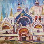 San Marco Square Art Print