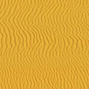 Sand Dune Patterns Art Print