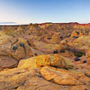 Coyote Buttes Arizona Art Print