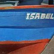 Santa Rosalia Harbor 12 Art Print