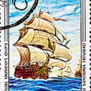 Santisima Trinidad Art Print