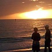Sarasota Sunset Art Print