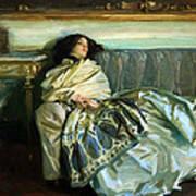 Sargent's Repose Art Print