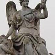 Sculpture Versailles Art Print