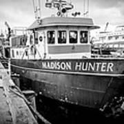 Seattle Fisherman Wharf Art Print