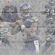 Seattle Seahawks Team Art Print