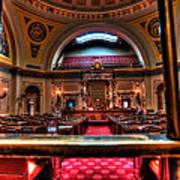 Senate Chamber Art Print