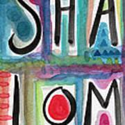 Shalom Art Print