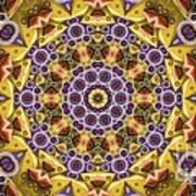 Kaleidoscope 43 Art Print